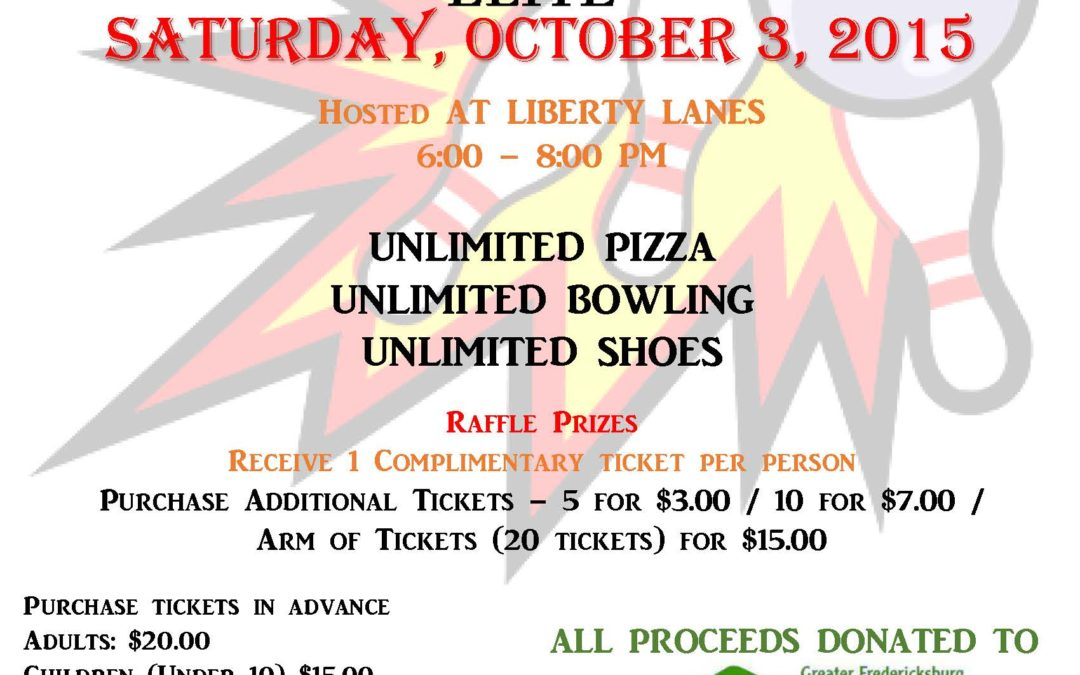 Bowling Habitat for Humanity Charity Event