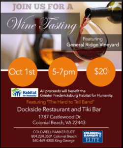 Habitat For Humanity Charity Event
