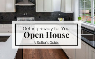 Getting Ready for Your Open House: A Seller's Guide