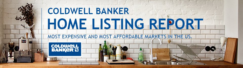Coldwell Banker Home Listing Report 2016