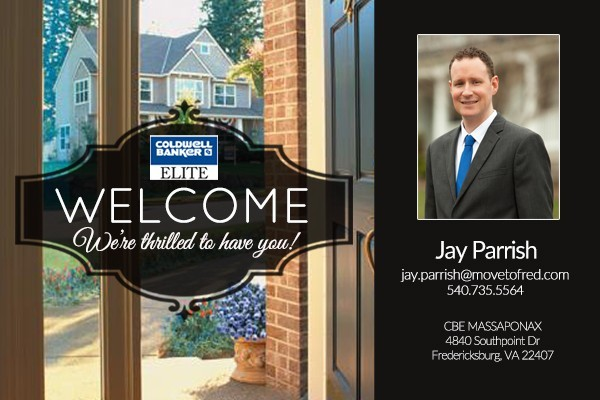 Coldwell Banker Elite Welcomes Jay Parrish