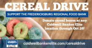 Cereal Drive 2016