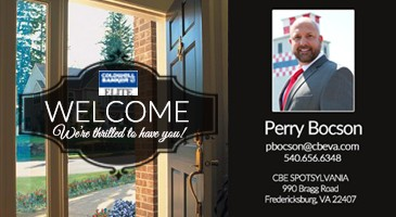 Coldwell Banker Elite Welcomes Perry Bocson
