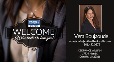 Coldwell Banker Elite Welcomes Vera Boujaoude