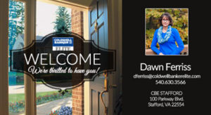 welcome dawn