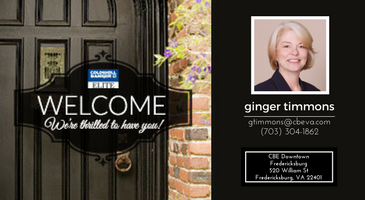 Coldwell Banker Elite Welcomes Ginger Timmons