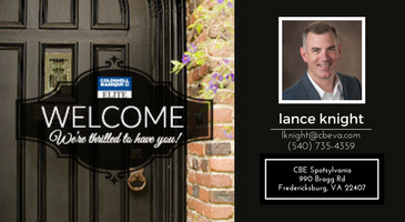 Coldwell Banker Elite Welcomes Lance Knight