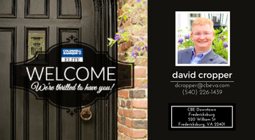 Coldwell Banker Elite Welcomes David Cropper