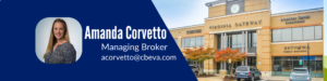 Gainesville Amanda Corvetto Managing Broker Header Template