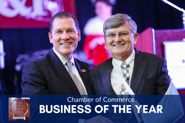 Coldwell Banker Elite Fredericksburg Chamber of Commerce Business of the Year
