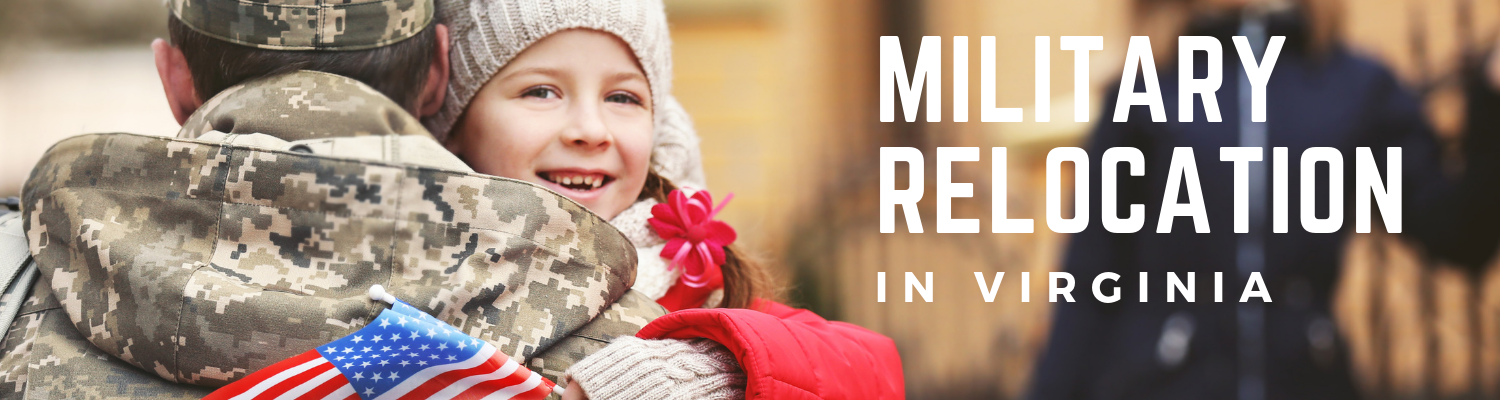 military relocation in Virginia with Coldwell Banker elite