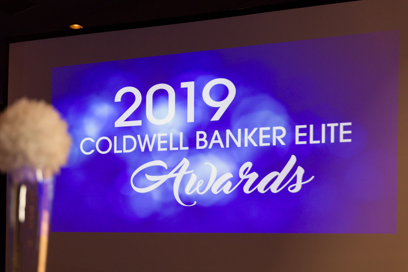 Coldwell Banker Elite Awards Gala 2019
