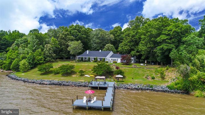 6 Luxury Waterfront Listings We're Loving This Summer