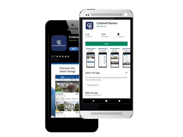 Coldwell Banker Mobile home search app