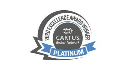 Coldwell Banker Elite Wins Cartus Broker Network Platinum Award