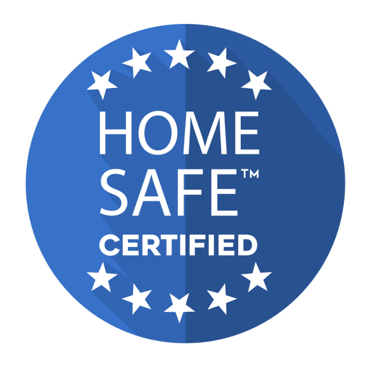 home safe certified logo