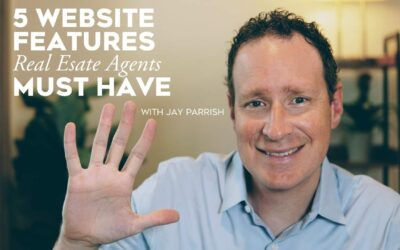 5 Website Features Real Estate Agents MUST Have