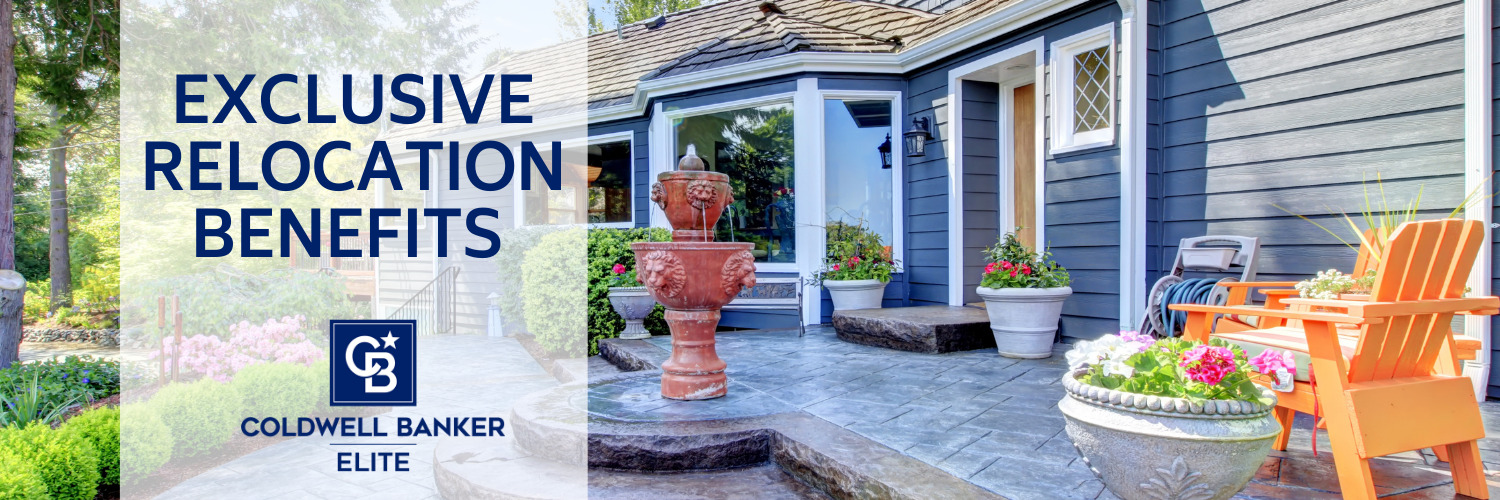 coldwell banker elite exclusive relocation benefits