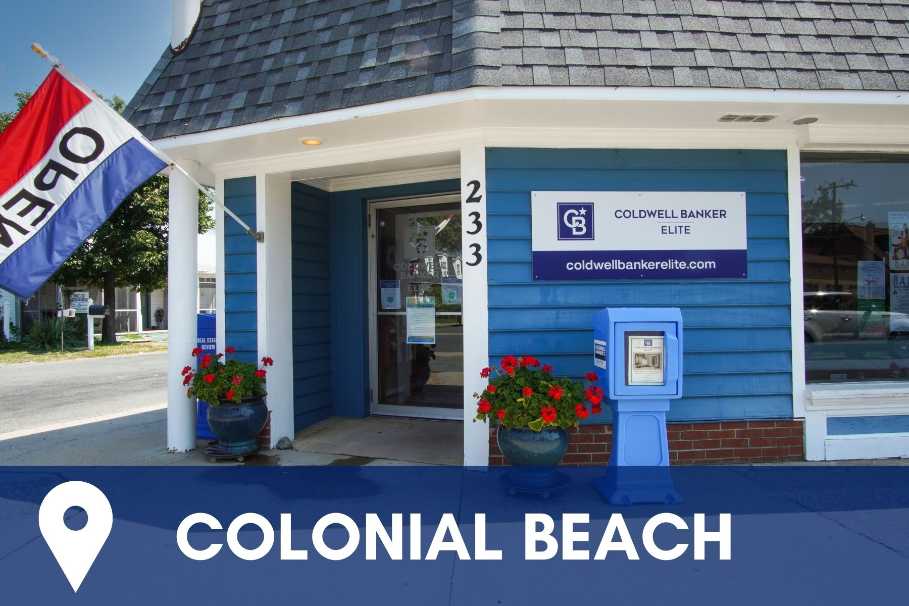 colonial beach real estate office
